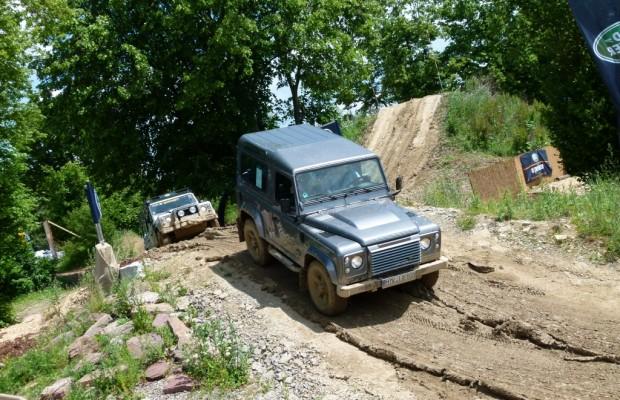 Abenteuer & Allrad: Knapp 60.000 erlebten das Abenteuer Offroad