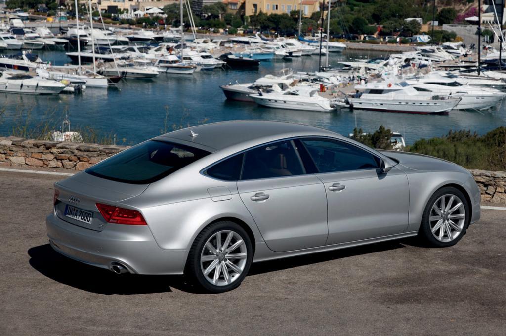 Ansonsten überzeugt dieser Audi aus jeder Perspektive