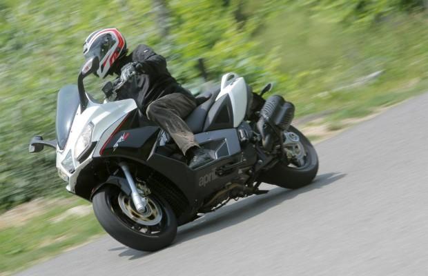 Aprilia SRV 850: Der Superbike-Scooter