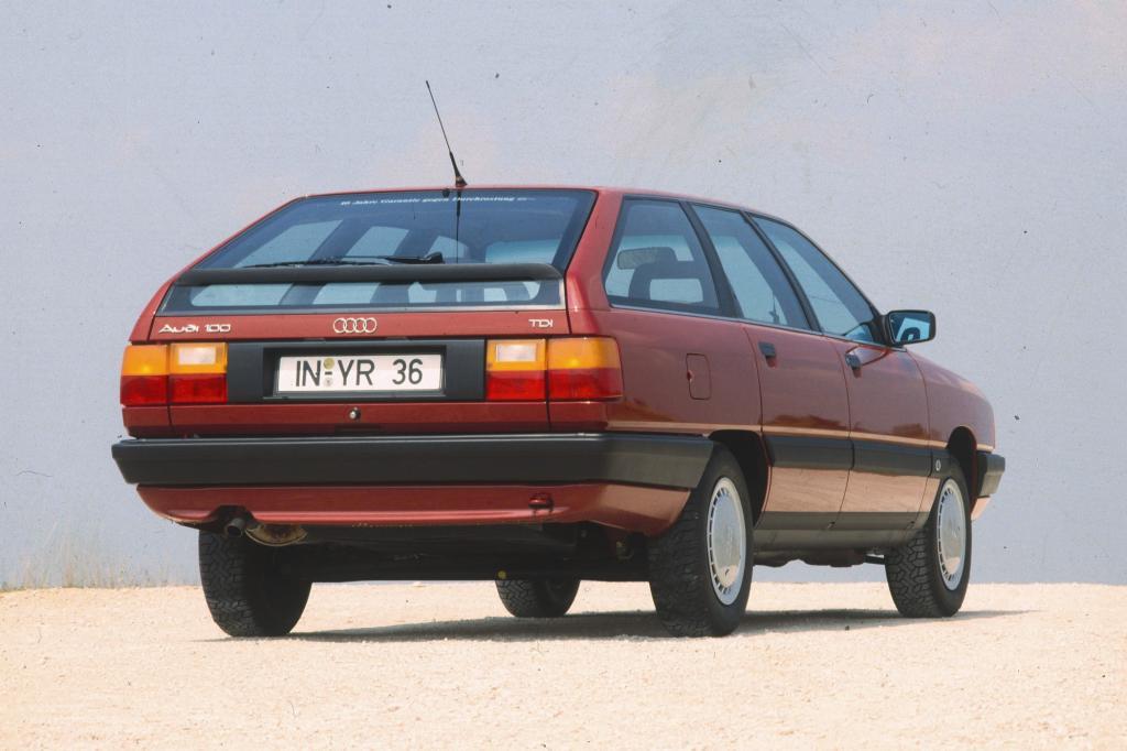 Audi 100 Avant TDI ab 1989