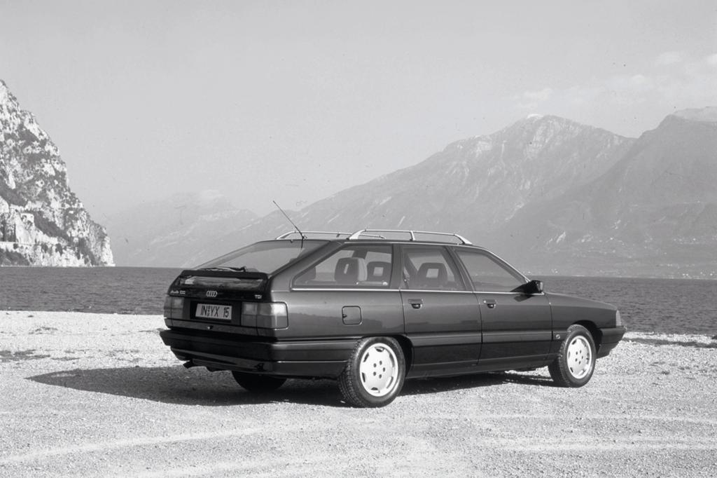 Audi 100 Avant ab 1983