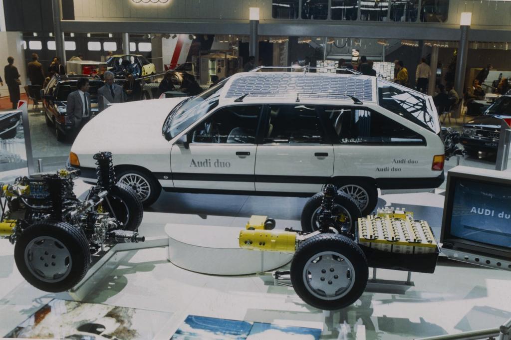 Audi 100 Duo 1989
