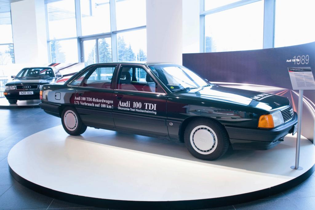 Audi 100 TDI ab 1989