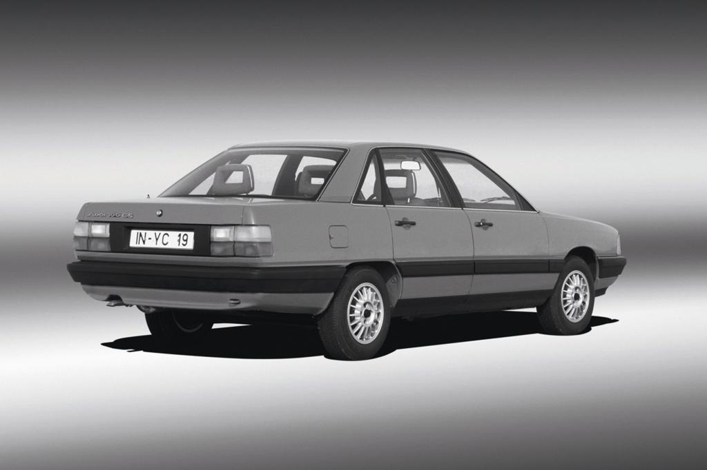 Audi 100 ab 1982