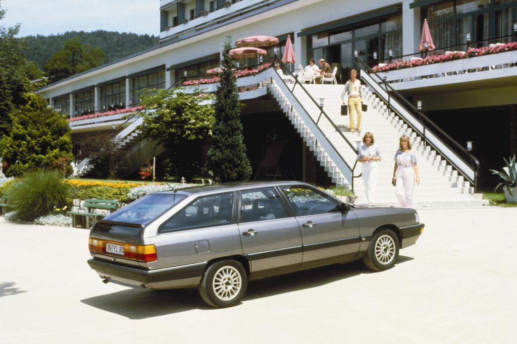 Audi 200 Avant ab 1983
