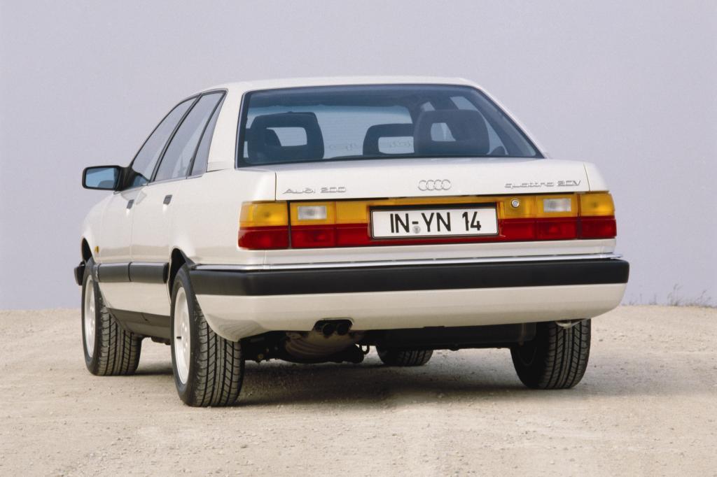 Audi 200 quattro 20 V 1989