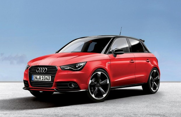 Audi A1 Editionsmodelle Amplified - Paket-Politik