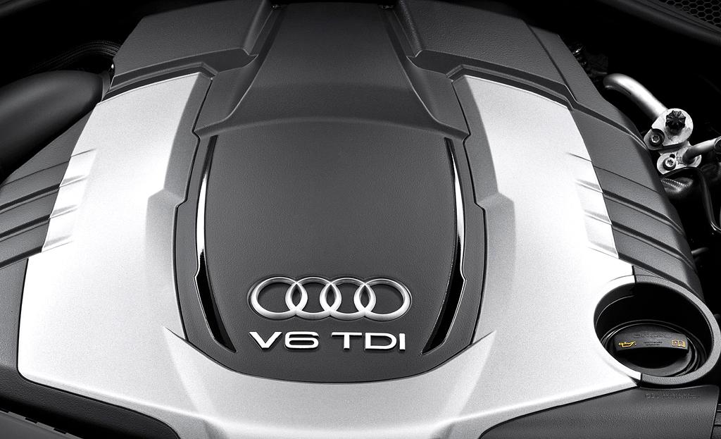 Audi A6 Allroad Quattro: Vier Sechszylinder stehen zur Wahl, hier ein Diesel.