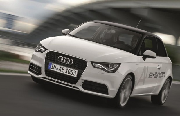 Audi E Tron - Elektrisch ab 2014