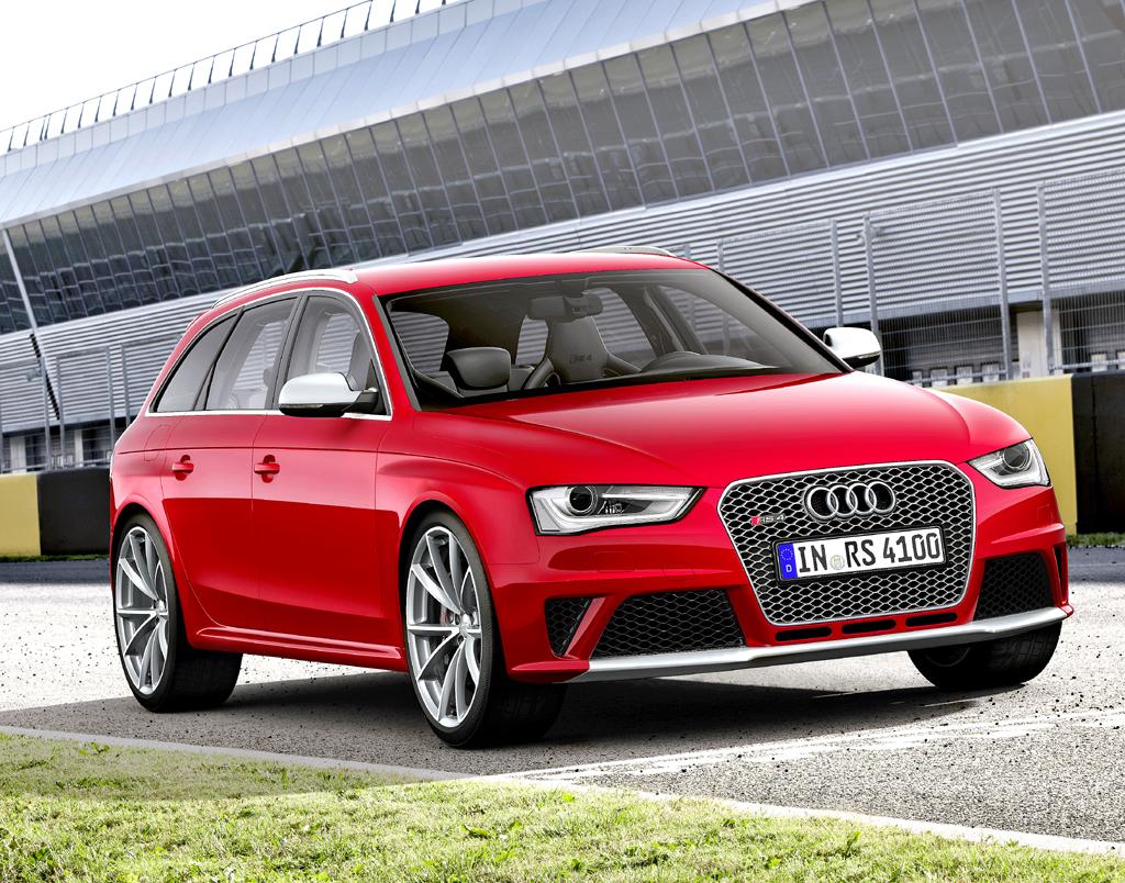 Audi RS4 Avant: Bei der Neuauflage handelt es sich um die dritte Generation.