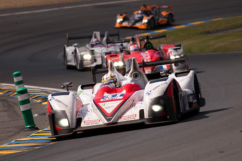 Audi fährt Sieg mit Hybrid-Auto in Le Mans ein