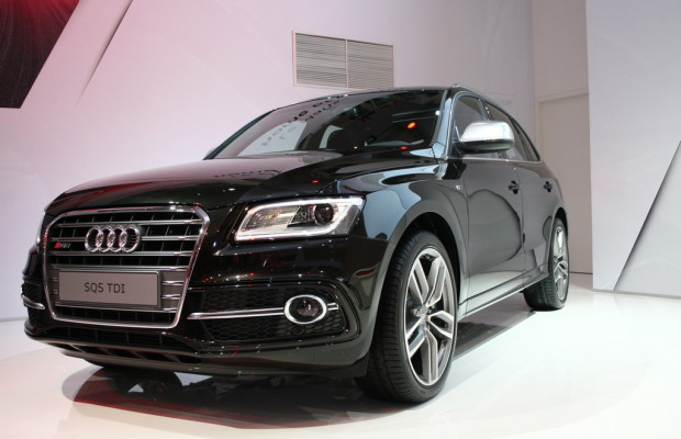 Audi präsentiert den SQ 5