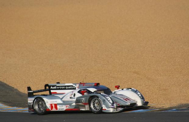 Audi schafft in Le Mans einen Dreifach-Sieg