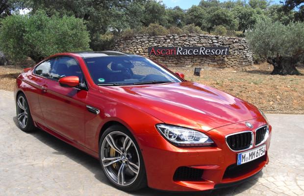 Auf Höchstleistung getrimmt: BMW setzt im neuen M6 auf Achtzylinder-Biturbo