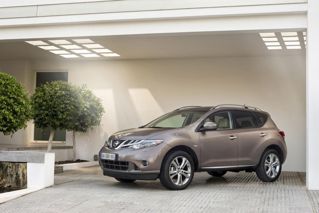 Auto im Alltag: Nissan Murano
