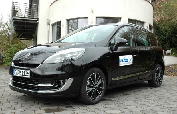 Auto im Alltag: Renault Grand Scénic
