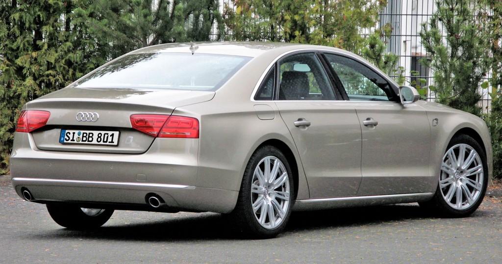 B & B bringt den Audi A8 auf bis zu 510 PS und 950 Nm