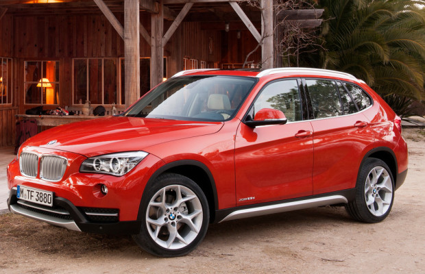 BMW X1 über 300 000 mal verkauft