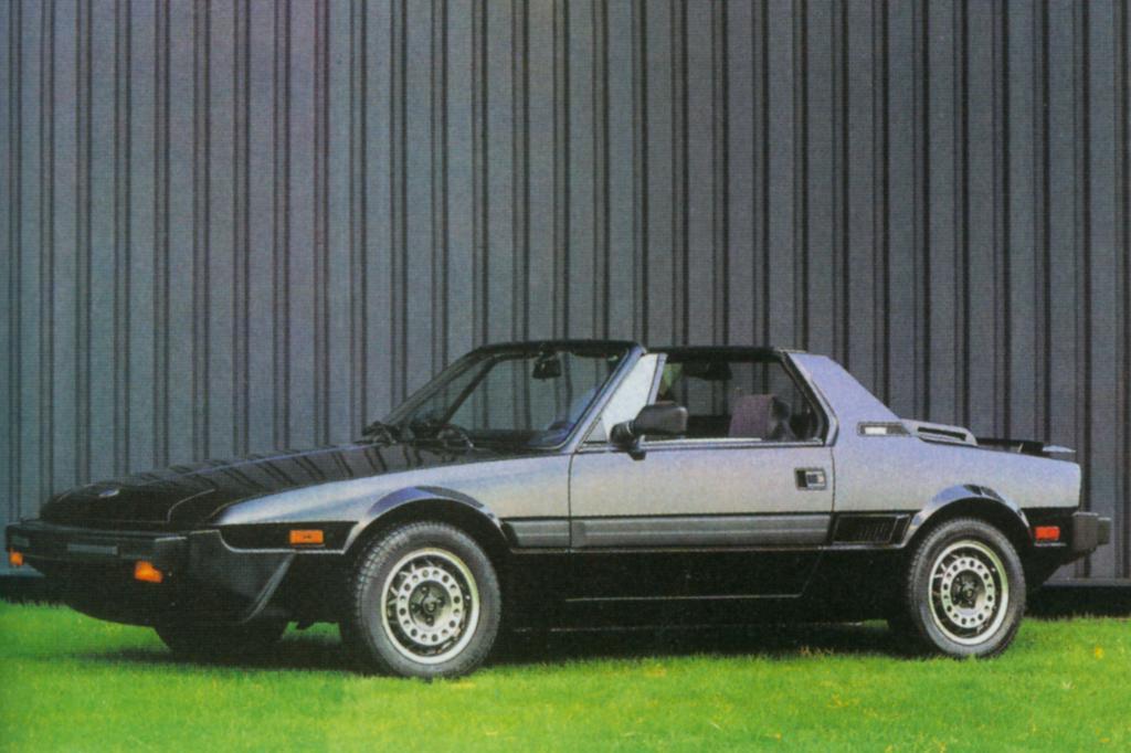 Bertone X 1/9 ab 1982
