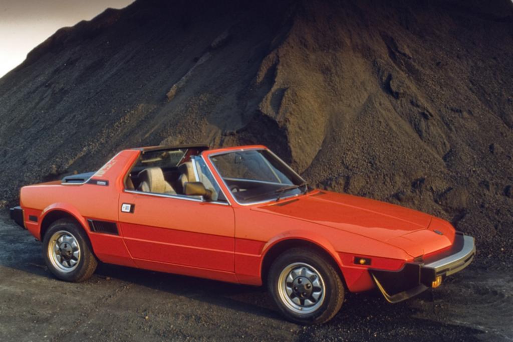 Bertone X 1/9 ab 1984