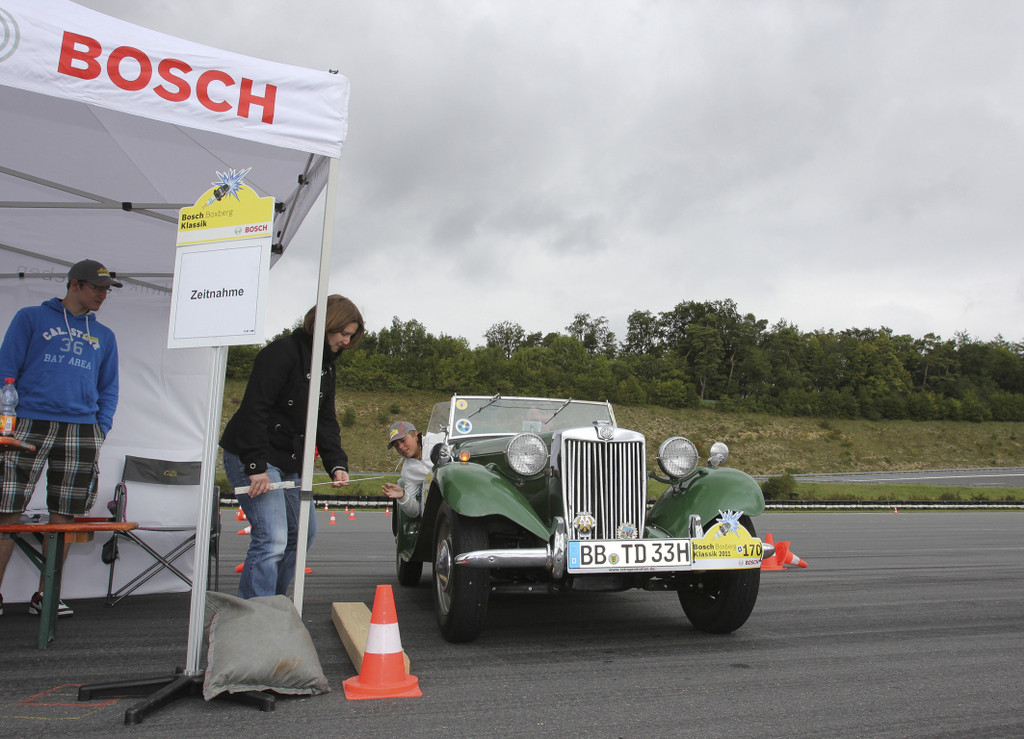 Bosch lädt wieder zur