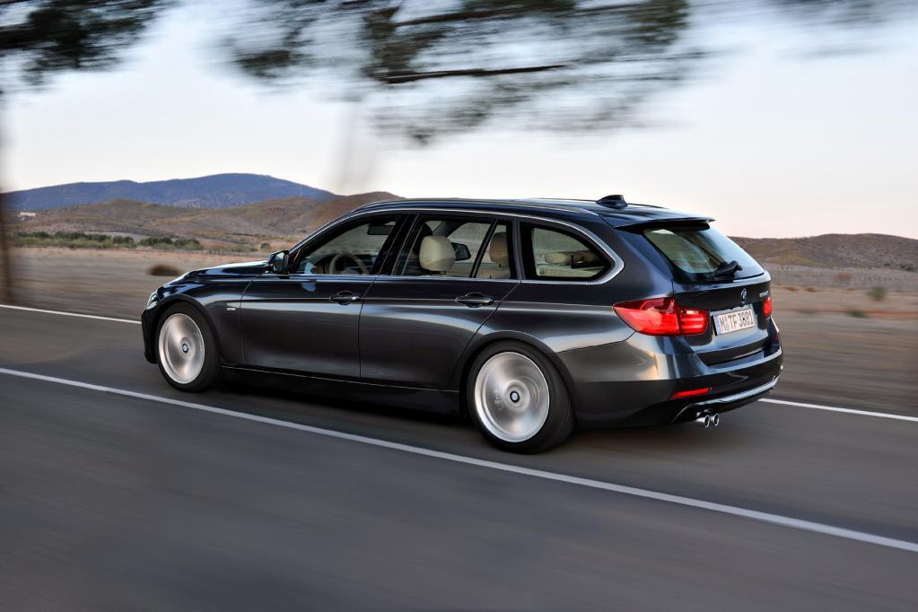 Bridgestone ist Erstausrüster für den 3er BMW