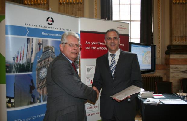 Britischer Transportverband kooperiert mit PTV Group
