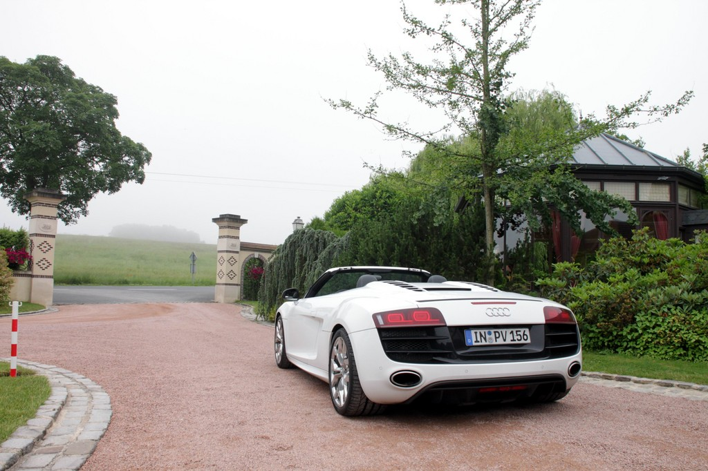 Cabrio-Tour nach Le Mans