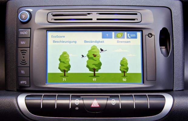 Car2go lässt Bäume wachsen