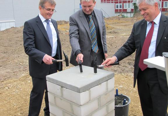 Continental baut neues Technologie-Zentrum