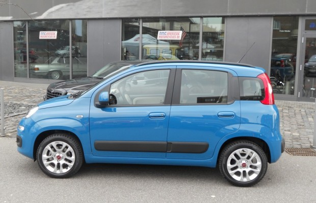 Düsseldorf 2012: Fiat verlost einen Panda und 2000 Eintrittskarten