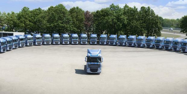 DAF liefert ATe-Demoflotte an deutsche Händler