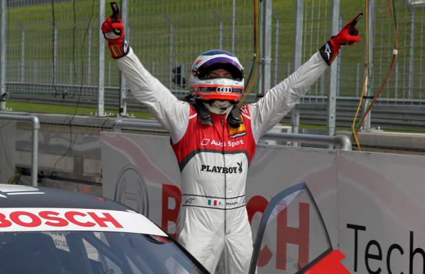 DTM: Audi meldet sich mit erstem Saisonsieg zurück
