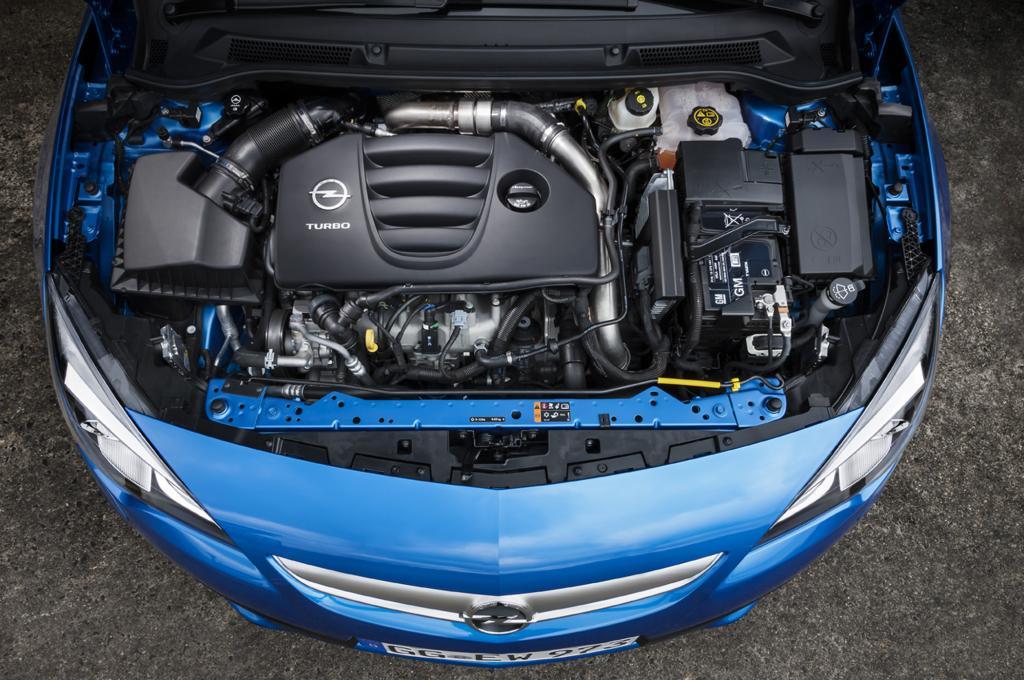 Das Kraftwerk: 2,0-Liter Turbobenziner, 203 kW/280 PS