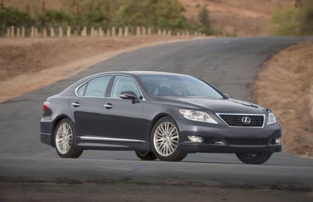 Der Lexus LS gewinnt zum fünften Mal in Folge den
