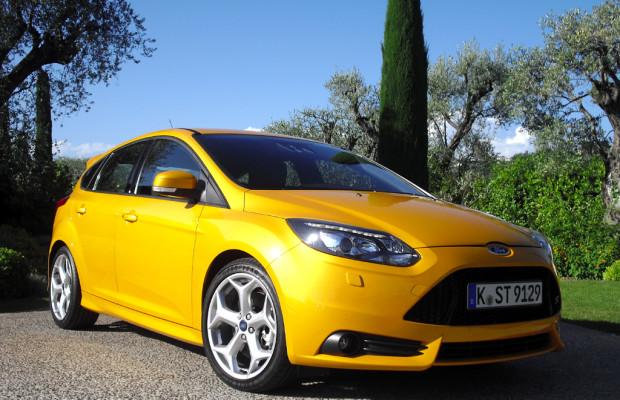 Diabolisch beim Beschleunigen aus Kurven: Ford startet Focus-ST-Verkauf