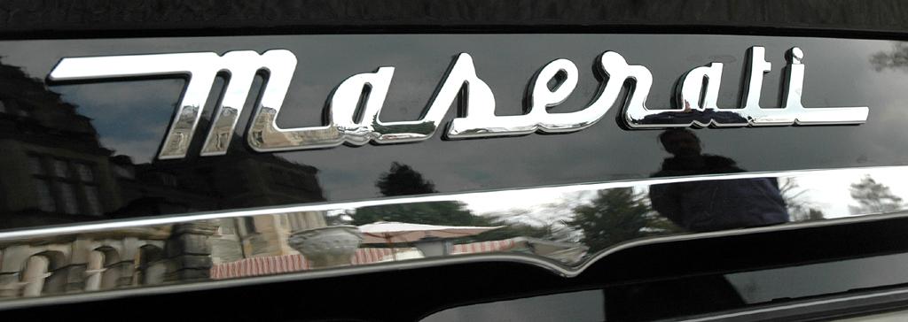 Die Fiat-Tochter und Ferrari-Schwester Maserati will bald 50 000 Autos pro Jahr verkaufen.
