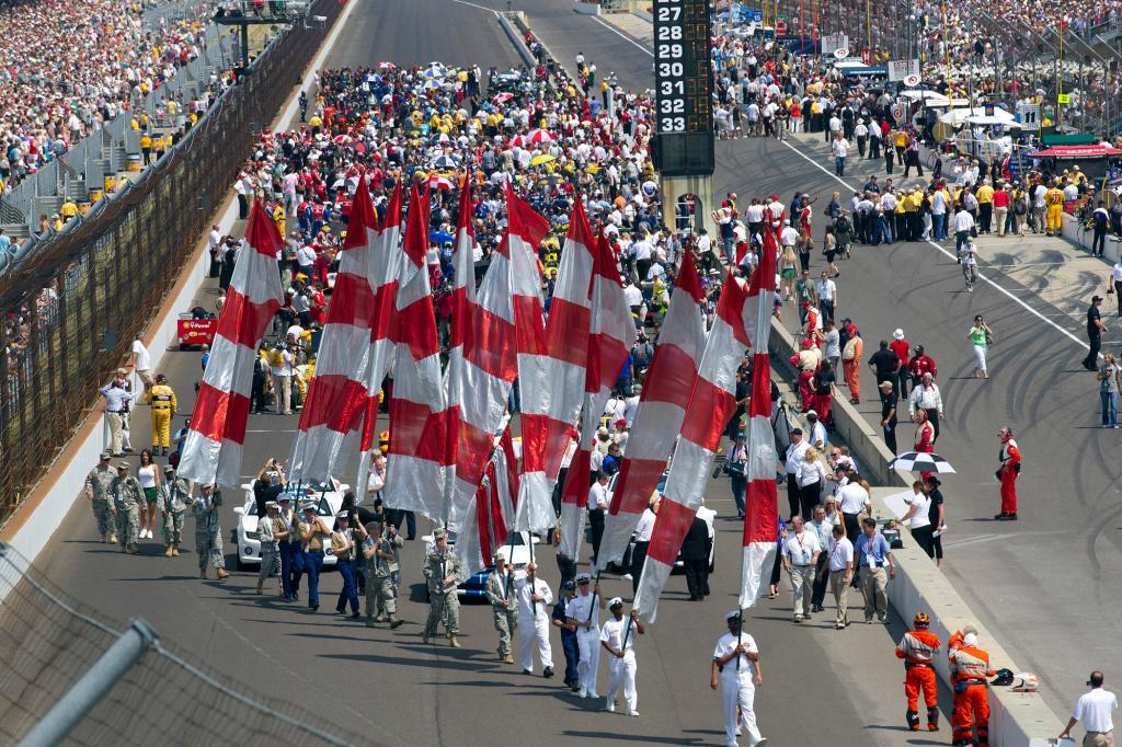 Die Indy500 gelten als ältestes und größtes Spektakel, das der Rennzirkus zu bieten hat