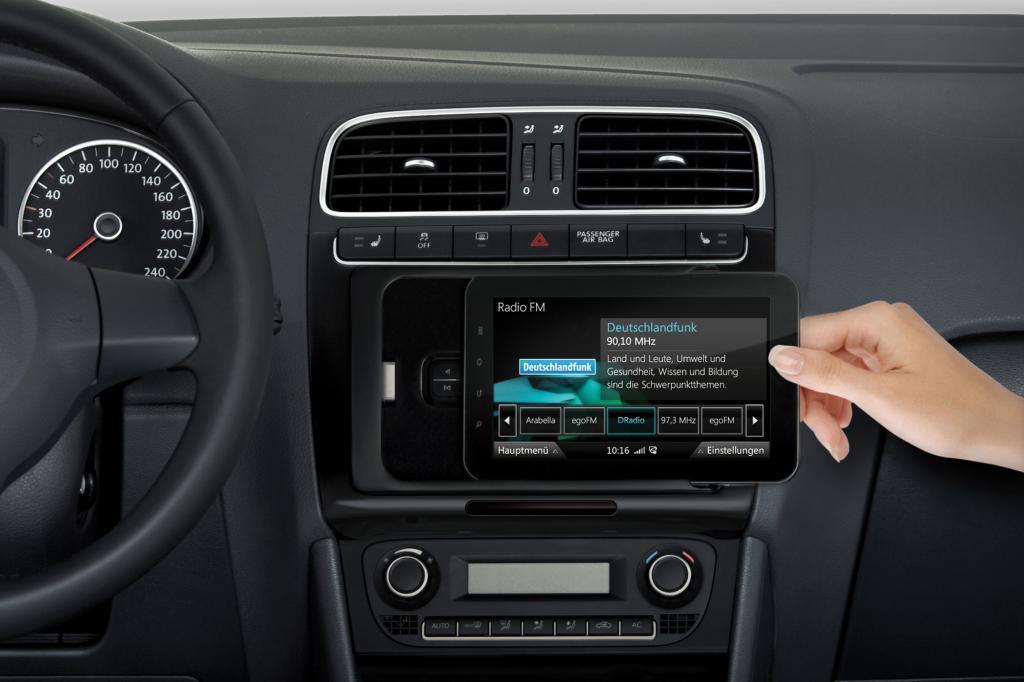 Digitale Generation - Was das Auto können muss