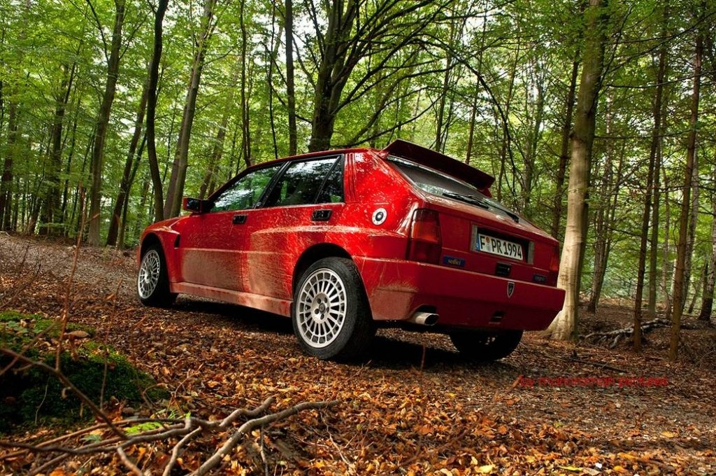 Echte Legenden sterben nie – Lancia Legends No. 1