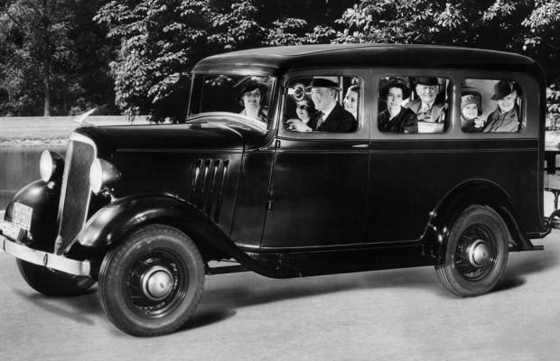 """Erste """"Louis-Chevrolet-Tour"""" durch die Eifel"""