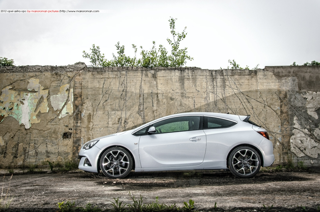 Erster Kurzfahrbericht Opel Astra OPC – Mit Biss in Asphalt