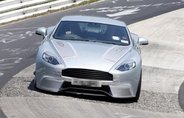 Erwischt: Erlkönig Aston Martin DB9 – Neuer Dienstwagen für 00x-Angestellte