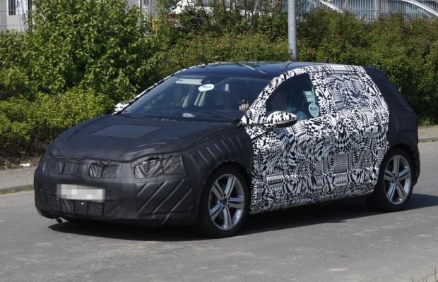 Erwischt: Erlkönig VW Golf VII GTI