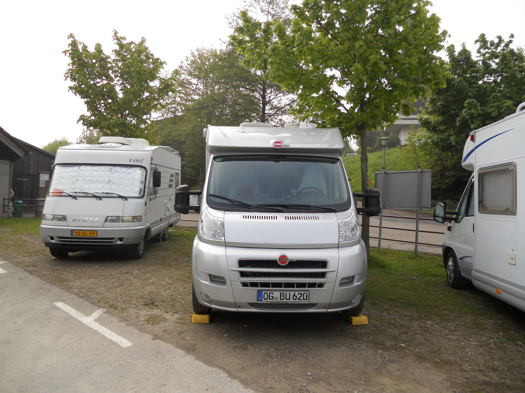 Fahrbericht Bürstner Travel Van: Der Weg ist das Ziel