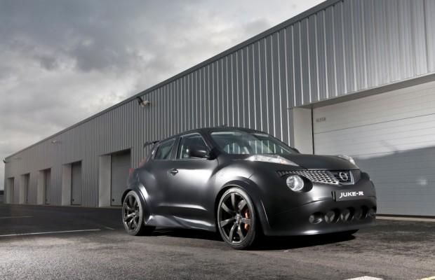Fahrbericht: Nissan Juke R - Das hier ist kein Spaß