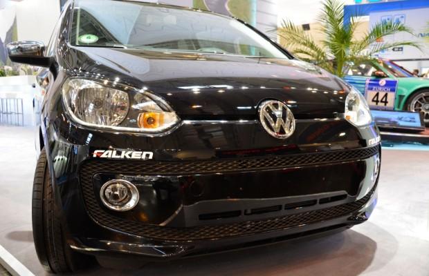 Falken Tyres liefert Erstausrüstung für VW Up!