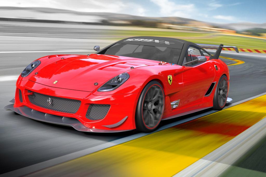 Ferrari-Auktion - Rasende Rarität für einen guten Zweck