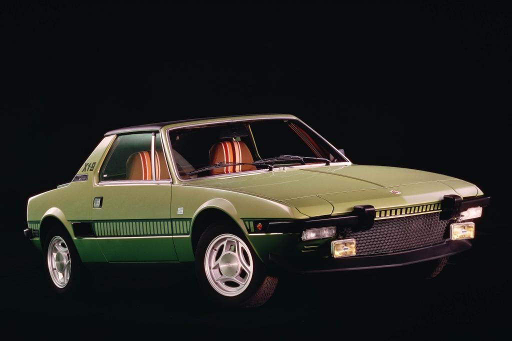 Fiat X 1/9 Exclusiv ab 1976