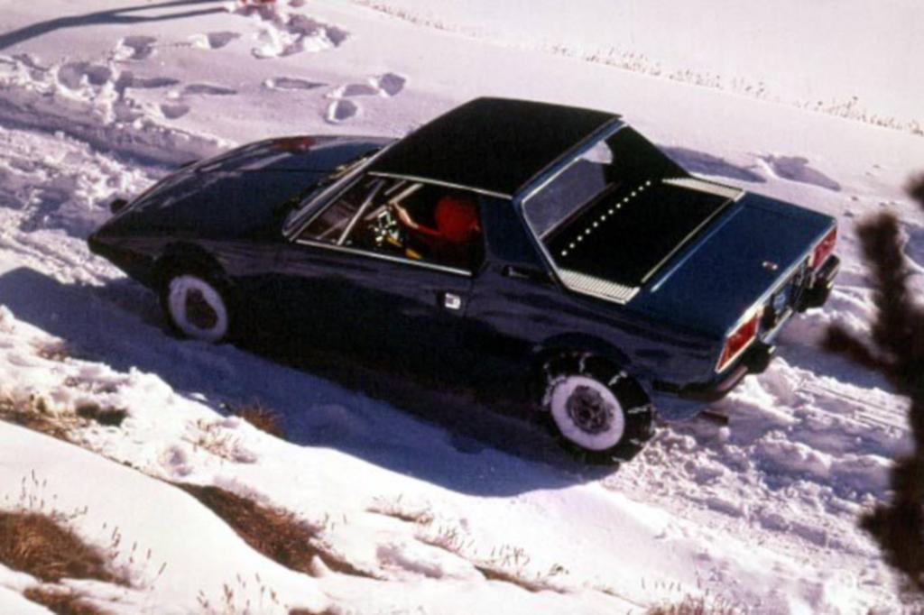 Fiat X 1/9 Jahr 1977